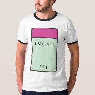 Magenta Space T-Shirt