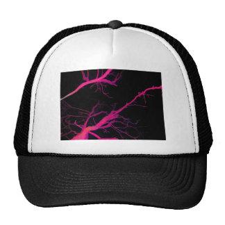 Magenta Veins Trucker Hat