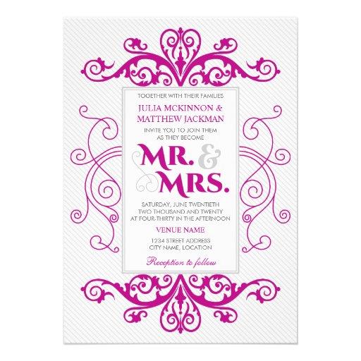 Design Card Wedding Invitation is awesome invitation ideas