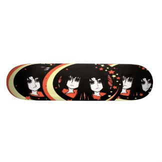 Magentia-Quadruplets Skateboard Decks
