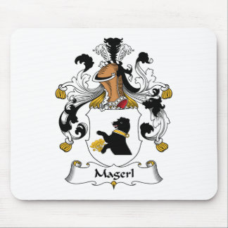 Magerl Family Crest Mouse Pad