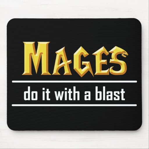 Mages Mousepad