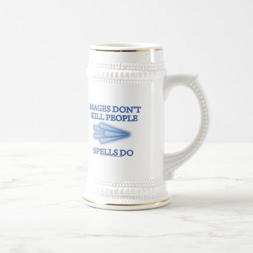 Mages no mata a gente… taza de café