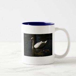 Magestic Lady Two-Tone Coffee Mug
