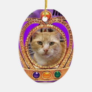 Magesty Claude Ceramic Ornament