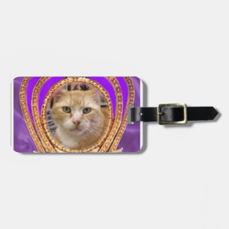 Magesty Claude Luggage Tag