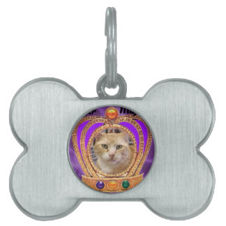 Magesty Claude Pet Name Tag