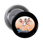 Maggey, Maya & Mia  2 Inch Round Button
