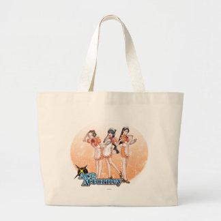 Maggey, Maya & Mia  Canvas Bags