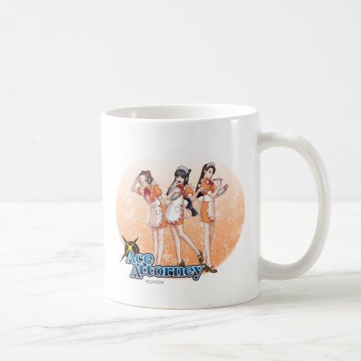 Maggey, Maya & Mia  Coffee Mug