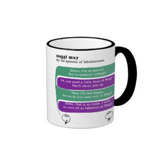 Maggi-May Ringer Coffee Mug