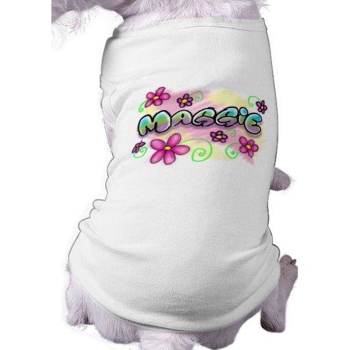 Airbrush pet clothing airbrush dog t shirts and airbrush dog clothes