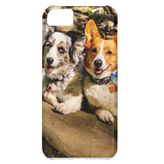 Maggie and Charlie's Vacation iPhone 5C Cover
