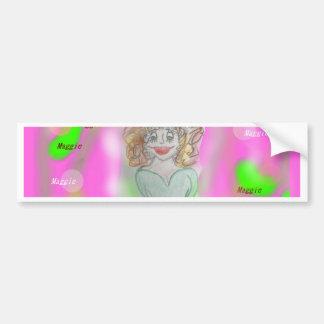 maggie bumper sticker