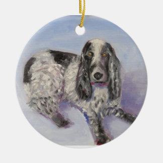Maggie Ceramic Ornament