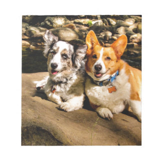Maggie & Charlie Memo Notepad