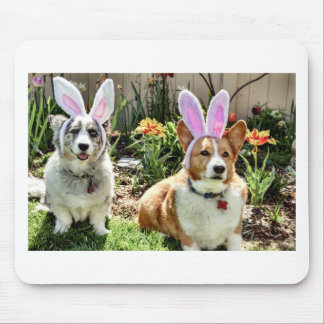 Maggie & Chuck Mouse Pad