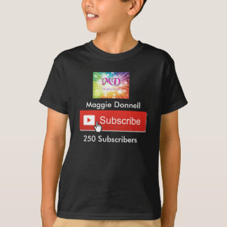 Maggie Donnell Official Kids shirt