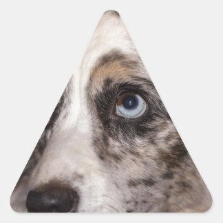 Maggie Girl Triangle Sticker