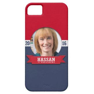 MAGGIE HASSAN 2016 iPhone 5 CARCASAS