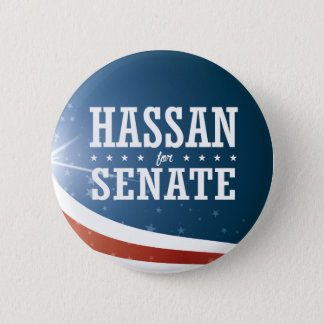 Maggie Hassan 2016 Pinback Button