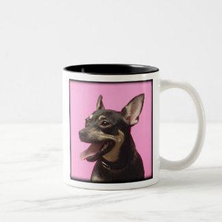 Maggie - I love my adopted Chihuahua! Mug