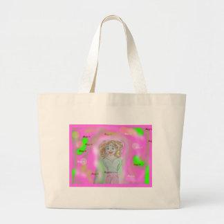 maggie large tote bag