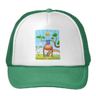 Maggie Longstocking Mesh Hats