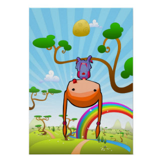 Maggie Longstocking Posters
