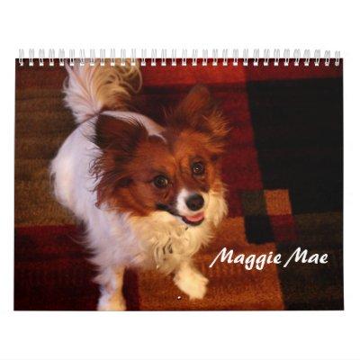 Maggie Mae 2010 Calendar