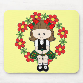 Maggie Mae Mouse Mat Mouse Pad