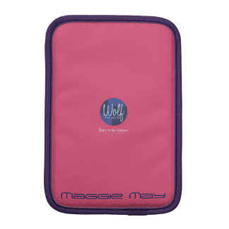 Maggie May - Dare to be Square Sleeve For iPad Mini