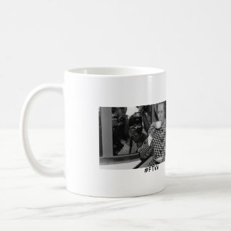 Maggie Thatcher #FTW Classic White Coffee Mug