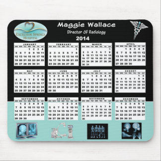 Maggie Wallace 2014 Mouse Pad