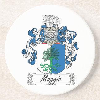 Maggio Family Crest Coaster