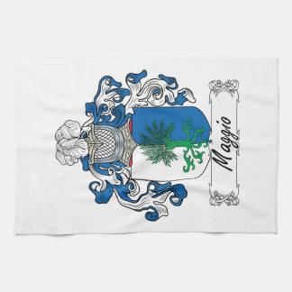 Maggio Family Crest Towel