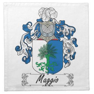 Maggio Family Crest Cloth Napkin