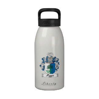Maggio Family Crest Reusable Water Bottles