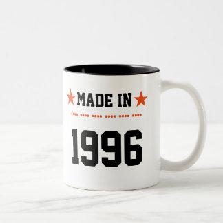 Maggot in 1996, Two-Tone coffee mug