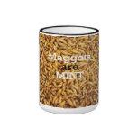 Maggots are Mint Mug