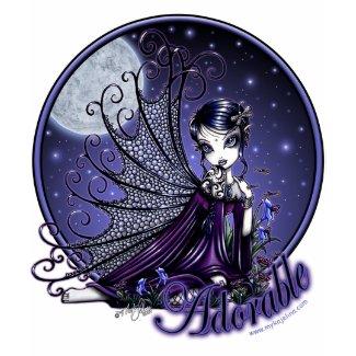 Maggy Victorian Gothic Moon Babydoll Tee shirt