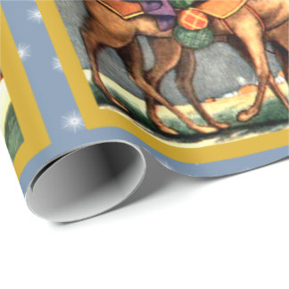 Magi Gift Wrap for the Holidays