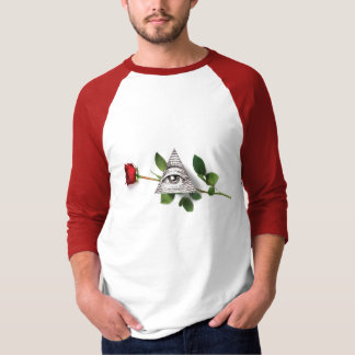 Magi Rose Red Tee Shirt