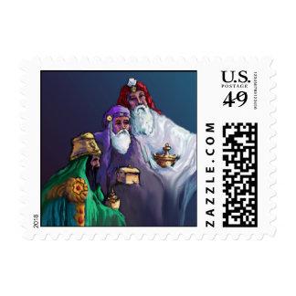 MAGI WISEMEN by SHARON SHARPE Stamps