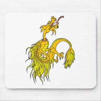 Magia 17 del dragón tapetes de raton
