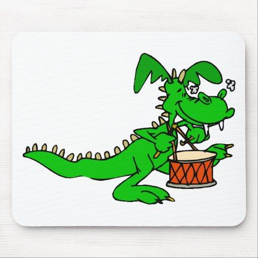 Magia 49 del dragón tapete de raton