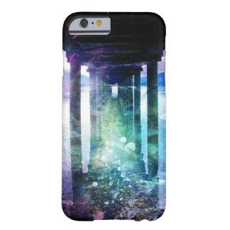 Magia bonita bajo caja del embarcadero funda para iPhone 6 barely there