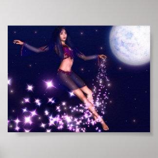 Magia celestial impresiones