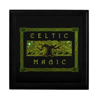 Magia céltica - el gran árbol caja de recuerdo