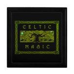 Magia céltica - el gran árbol joyero cuadrado grande